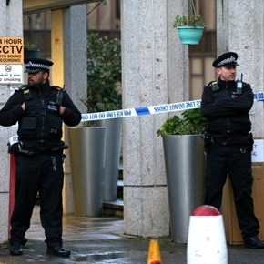 UK police rule out terror in London mosque stabbing
