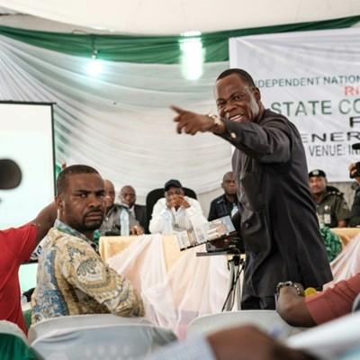 Buhari scores first gains as concerns mount over Nigeria vote