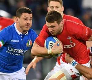Wales upbeat over Biggar's chances of facing England