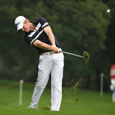 Australia's Dodt takes lead in Malaysia golf