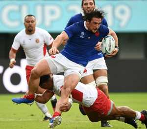 Hooker Chat replaced by rookie Baubigny in France Six Nations squad