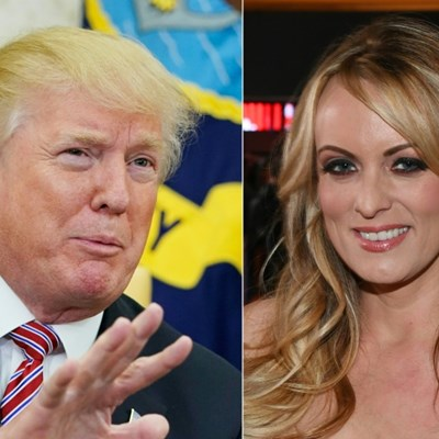 Trump reimbursed lawyer for payment to porn star: Giuliani