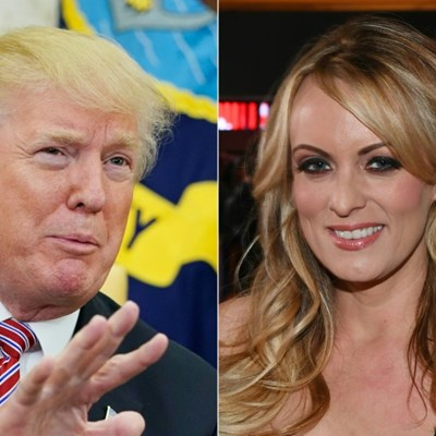 Trump discloses payment to attorney who paid off porn star