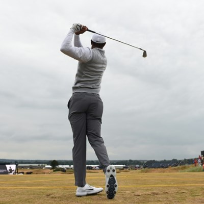 Woods made to wait for his Open return