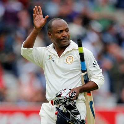 West Indies legend Lara admitted to Mumbai hospital: reports