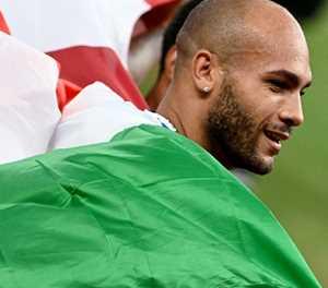 Italy basks in golden 100m, highjump success
