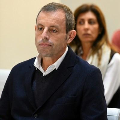 Spain court acquits former FC Barcelona president of money laundering