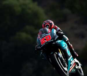 Rising French rider Quartararo hoping to star at Le Mans