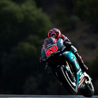 Rising French rider Quartararo hoping to star at Le Mans