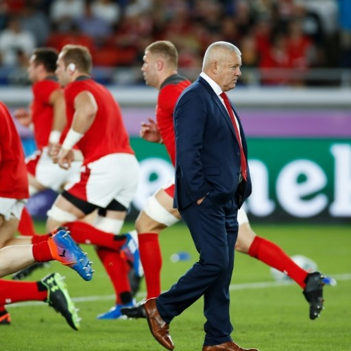 Gatland says no to All Blacks top job