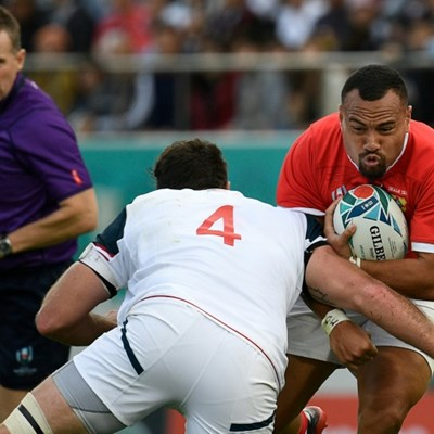 World Rugby boss praises 'improved' refereeing after rare rebuke