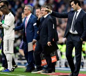 Teenager Vinicius makes difference as Madrid scrape past Valladolid