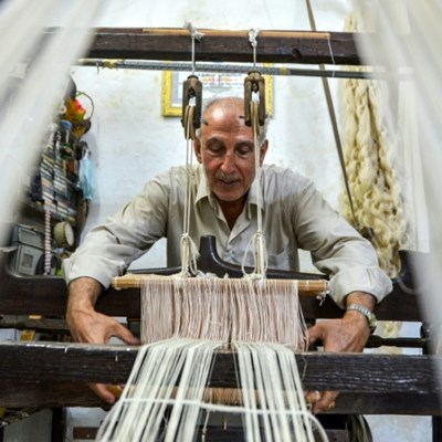 Silkworms long gone, Syrian opens museum to waning craft