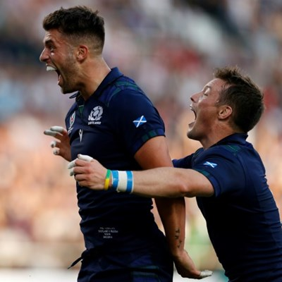 Hastings steps in for Russell for Scotland Six Nations opener