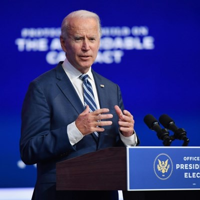 Biden wins White House with 306 electoral votes to Trump's 232: US media