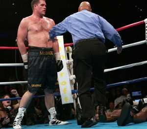 Tyson, Jones ready for 'real fight'