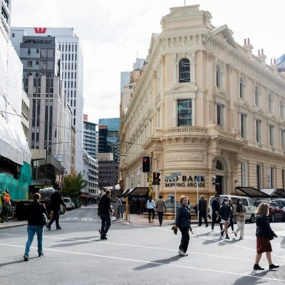 New Zealand's virus-induced recession ends with record growth