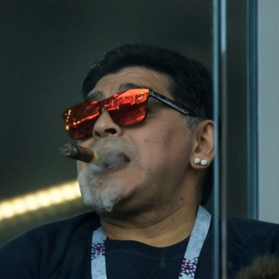 A life of excess: Maradona turns 60 in self-isolation