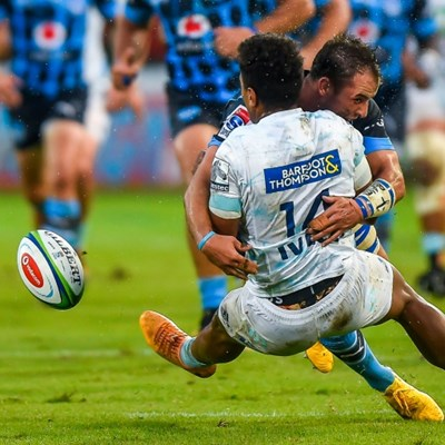 Nel try helps Stormers to first place in Super Rugby