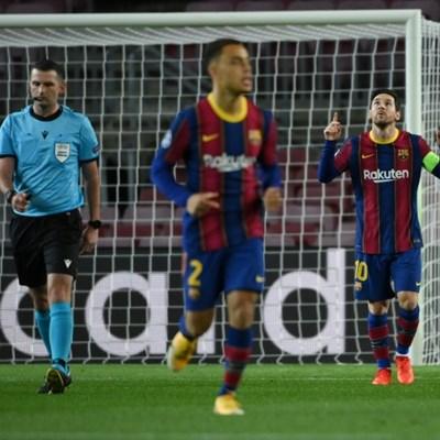 Barca, Juve win in Champions League as woeful Man Utd beaten