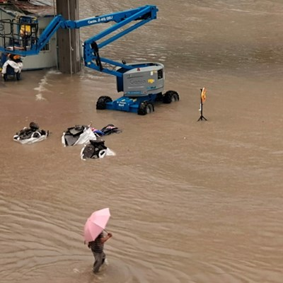 12 dead in flooded subway as downpours hit central China: officials