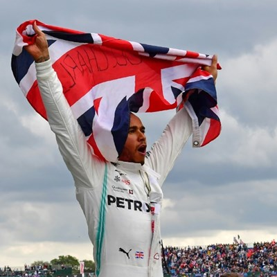 Hamilton says win down to planning, not luck