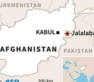 At least 20 dead in Afghan prison raid claimed by IS: officials