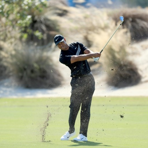 Woodland, Reed share lead as Woods falters in Bahamas
