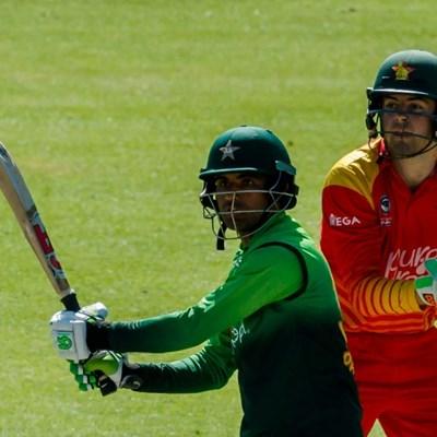 Zaman sets records as Pakistan thrash Zimbabwe for ODI sweep