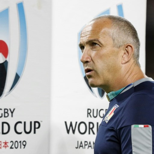 O'Shea urges rugby chiefs to seize 'moment' for change