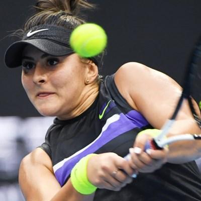 Teen tennis star Andreescu 'cringes' watching herself