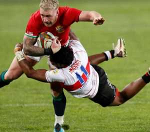 Hogg opens up on his pain from previous Lions tour