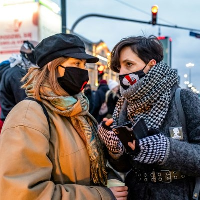 Poland's 'revolution that we cannot stop'