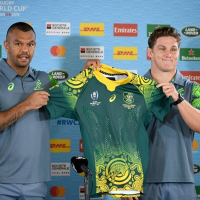 Wallabies to make history with indigenous-themed jersey