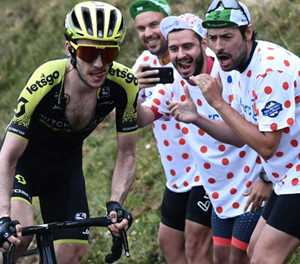South America eye clean sweep in absence of star names at Vuelta
