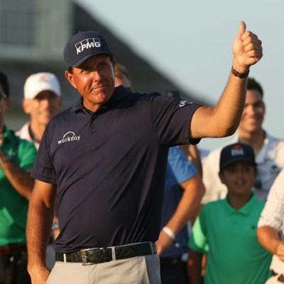 PGA Championship not enough to nail down Ryder Cup berth: Mickelson