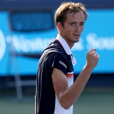 Medvedev comes good with Cincinnati Masters title