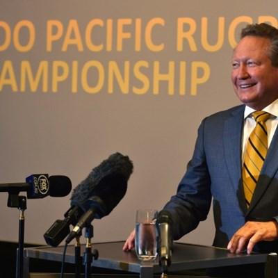 Billionaire's Asia-Pacific 'rapid rugby' plan delayed by a year