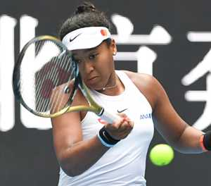 Osaka 'angry relaxed' after reaching China Open quarters