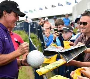 Mickelson 'resets' with six-day fast ahead of British Open