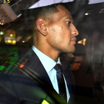 Australian rugby to open 'faith' review after Folau row