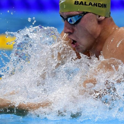 Olympic swim champ Balandin may quit after Asian Games