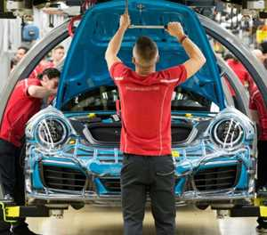 Trade conflict already sapping German economy