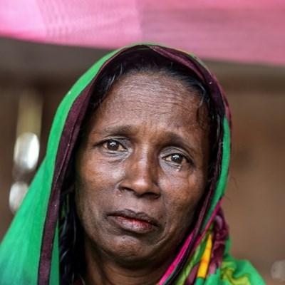 'Tiger widows' shunned as bad luck in rural Bangladesh
