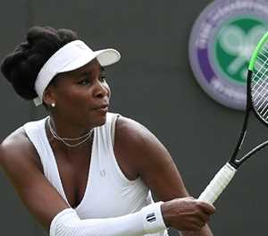 Venus hits back at Wimbledon, Federer, Serena ready to roll