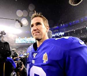 Eli Manning calling time on 16-year NFL career