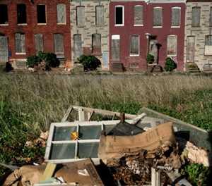 Hopeless in Baltimore, ground zero of US 'urban apartheid'