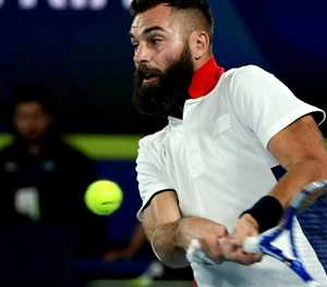 Frenchman Paire penalised for spitting, 'tanks' in Argentina Open defeat