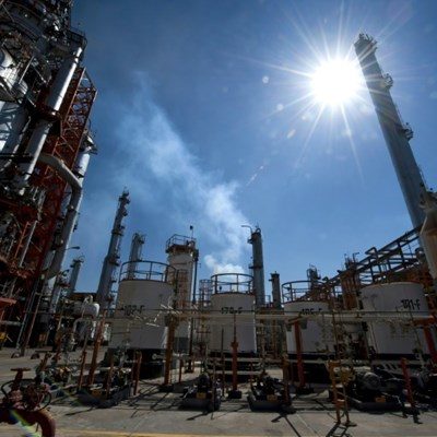 Mexico president announces start of work on $8 bn refinery
