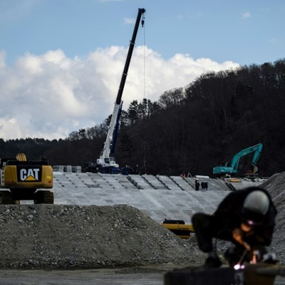 The towering sea wall legacy of Japan's 2011 tsunami